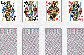 Гадание на жениха (Четыре короля) - гадания на картах