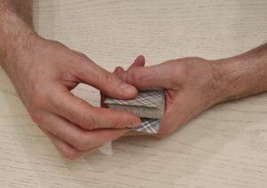 Как разоблачить карточного шулера