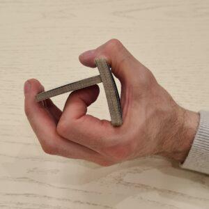 Снятие колоды одной рукой (4 способа)